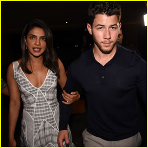 Nick Jonas & Priyanka Chopra Join Their Parents For Dinner in India!