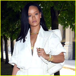 Rihanna's LA Home Surrounded by Cops & Helicopter After Alarm Goes Off (Report)