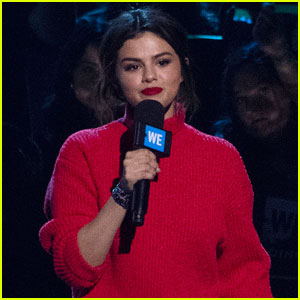 Selena Gomez Shares Inspiring Message About Her Kidney Transplant During WE Day
