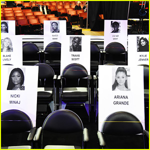 MTV VMAs 2018 Seating Chart - See Where Your Favorite Celebs Are Sitting in Radio City Music Hall!