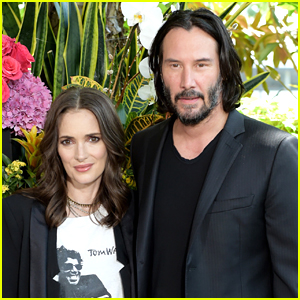 Winona Ryder Reveals She & Keanu Reeves Might Be Married!