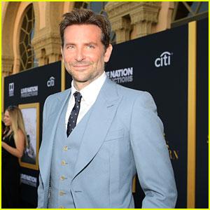 Bradley Cooper Joins 'A Star Is Born' Co-Stars at LA Premiere!