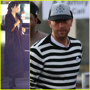 Dakota Johnson & Chris Martin Catch Beyonce & Jay-Z's Concert