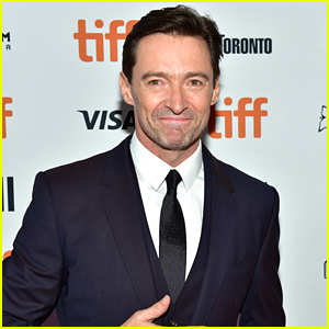 Hugh Jackman Suits Up for 'The