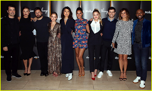 'A Million Little Things' Cast Gets Together to Premiere ABC's New Show!