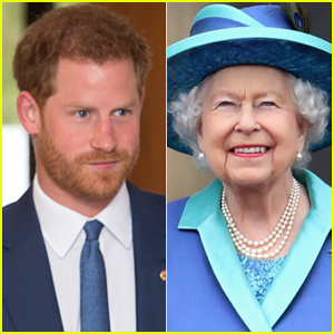 Prince Harry Reveals What Happens When He Unexpectedly Runs Into the Queen at Buckingham Palace