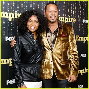 Taraji P. Henson & Terrence Howard Premiere 'Empire' Season Five!