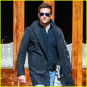 Bradley Cooper Heads Out for a Stroll in New York City