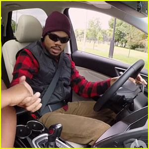 Chance the Rapper Goes Undercover as a Lyft Driver to Help Chicago Public Schools, Hints He'll Run for Mayor (Video)