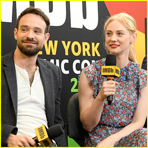 2018 New York Comic Con Photos, News and Videos   Just Jared