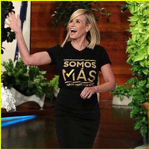 Chelsea Handler Talks