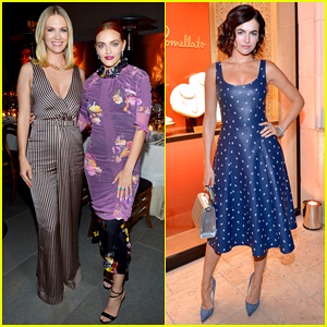 January Jones, Madeline Brewer & More Celebrate Pomellato Store Opening!