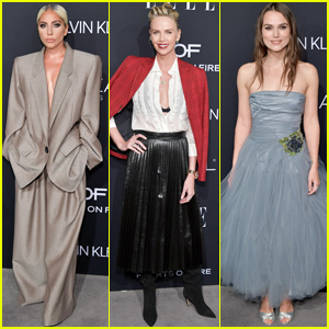 Lady Gaga, Charlize Theron & Keira Knightley Honored at 'Elle' Women in Hollywood Celebration