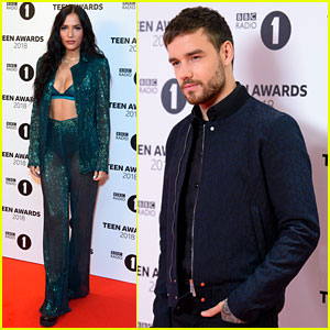 Liam Payne & Lennon Stella Team Up for BBC Radio 1 Teen Awards