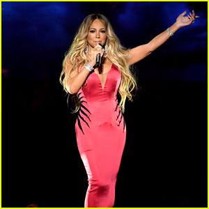 Mariah Carey Thanks Fans Following 'Caution' Release! | Mariah Carey : Just Jared