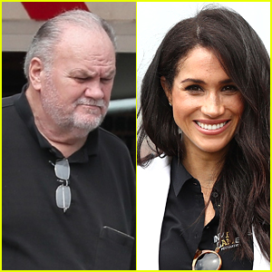 Thomas Markle Reveals How He Found Out About Meghan Markle's Pregnancy