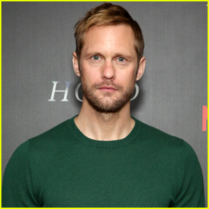 Alexander Skarsgard Hasn't Had His Own Home in Over Two Years