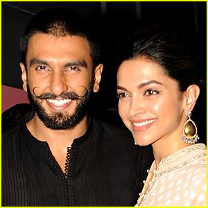 Bollywood Stars Deepika Padukone & Ranveer Singh Are Married!