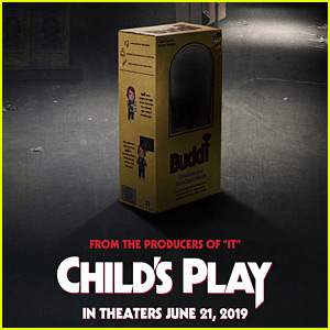 'Child's Play' Remake Movie Gets Release Date & First Poster!