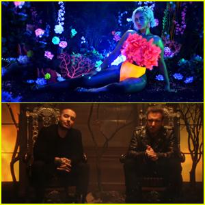 David Guetta, Bebe Rexha & J Balvin Debut 'Say My Name' Official Video!