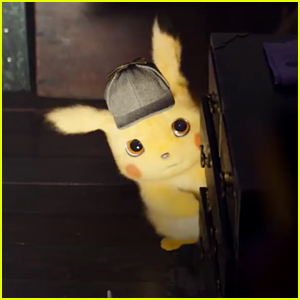 Ryan Reynolds as Detective Pikachu - First Look Trailer Released!