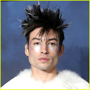 Ezra Miller Gets Honest About His Sex Life for 'Playboy' Interview