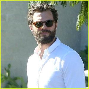 Jamie Dornan Looks Dreamy as Ever in New Photos!