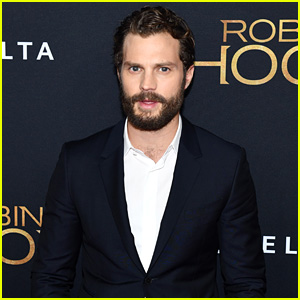 Jamie Dornan Wins a Peoples' Choice Award, Misses Event to Attend 'Robin Hood' NYC Premiere