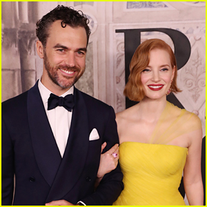 Jessica Chastain & Husband Welcome Baby Daughter - Find Out Her Name!