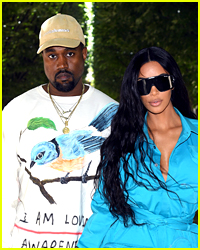 See How Kim Kardashian & Kanye West Helped Save Their Neighborhood From Wildfires