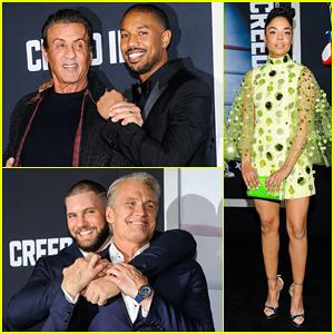 Michael B. Jordan, Sylvester Stallone & More Celebrate 'Creed II' at New York Premiere!