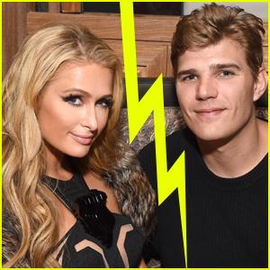 Paris Hilton & Chris Zylka Split, End Engagement (Exclusive)