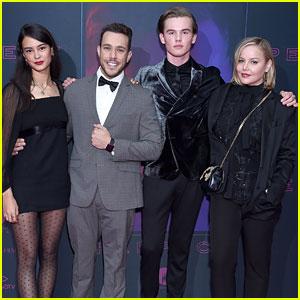 Abbie Cornish & Courtney Eaton Premiere 'Perfect' With Male Co-Stars