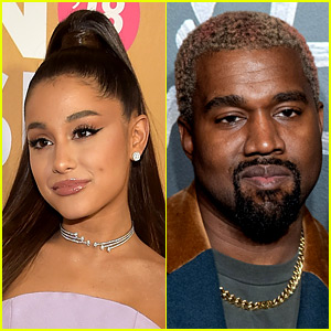 Ariana Grande Apologizes to Kanye West, Explains Her Tweet