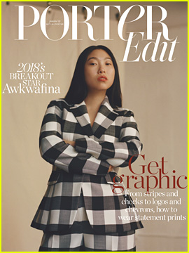 Awkwafina Opens Up About 'Cancel Culture' & Her Unexpected Proudest Moment of 2018!