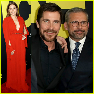 Christian Bale, Amy Adams, & More Attend 'Vice' L.A. Premiere!