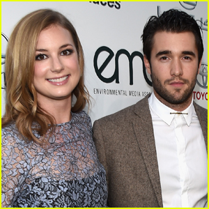 Emily VanCamp & Josh Bowman Marry in the Bahamas!