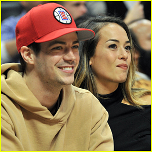 Grant Gustin Is Married to LA Thoma!