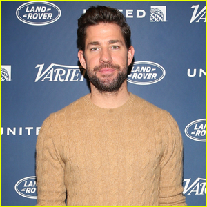 John Krasinski Attends Screening of 'A Quiet Place' Hosted by Variety!