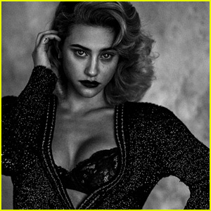 Riverdale's Lili Reinhart Is Showing More Skin Than Betty Cooper Would in This New Photo Shoot!