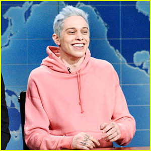 Pete Davidson Is at 'SNL' Rehearsals & Doing 'Fine,' NYPD Says