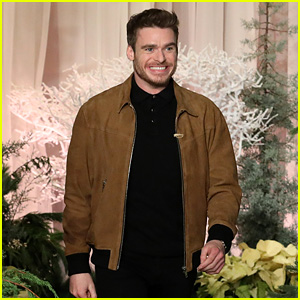 Richard Madden's Parents Aren't Happy About His 'Bodyguard' Nude Scenes - Watch!