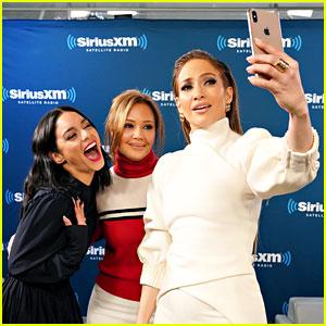 Vanessa Hudgens Spills on Taco Tuesday at Jennifer Lopez's House!