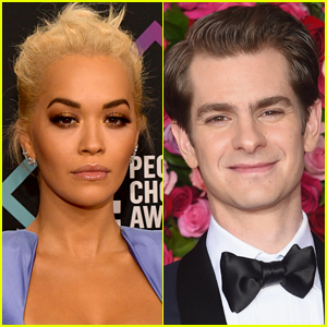Here's How Rita Ora Answered Question About Rumored Love Interest Andrew Garfield During Interview