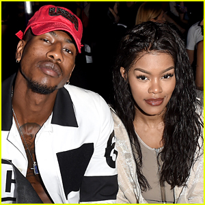 Teyana Taylor Responds to Rumor That Husband Iman Shumpert Impregnanted a Woman During Threesome