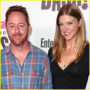 The Orville's Scott Grimes & Adrianne Palicki Are Engaged!