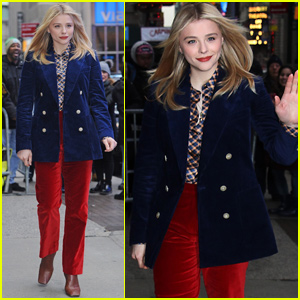 4553ccea01f3 Chloe Moretz Partners With Lyft to Support the ACLU