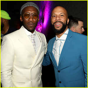 Common Hosts Mahershala Ali & More at Annual Toast to the Arts Party!