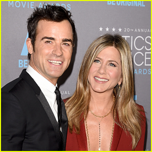Justin Theroux Wishes Ex-Wife