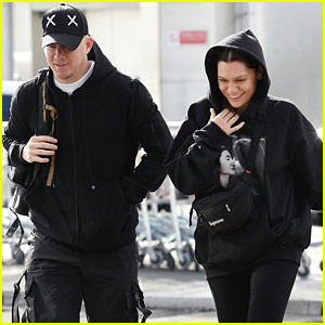 Channing Tatum & Jessie J Look Happy Together in New Pics